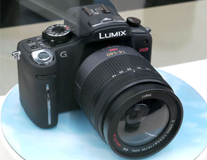 Panasonic LUMIX G HD Micro Four Thirds Camera Announced