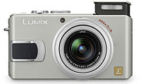 Noon: Panasonic Lumix LX1 Goes On Sale