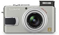 Noon: Panasonic Lumix LX1 Goes On Sale