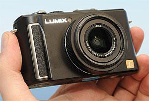 Panasonic Lumix LX3 Flagship Digicam