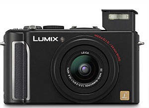 Panasonic Lumix LX3 Flagship Digicam