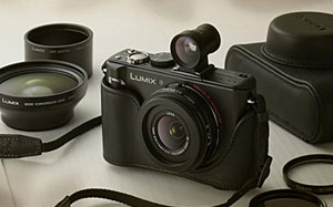 Panasonic Lumix LX3 Digital High End Compact Camera Review (pt. 2)