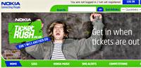 Nokia's M-tickets Go Mainstream With Guns'n'Roses