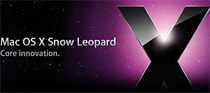 Apple Previews Future OS 'Snow Leopard'