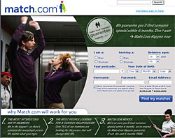 Match.com Introduces MatchMobile Dating Service