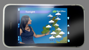 Met Office To Offer Free VOD Weather To Your Mobile