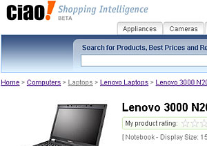 Microsoft Buys Up Ciao.com