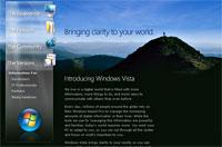 Microsoft Vista Announced