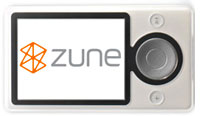 Microsoft Zune Targets Apple's iPods