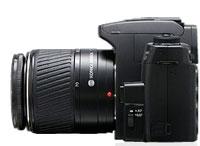 Konica Minolta's Dynax/Maxxum 5D dSLR Adds Anti-Shake