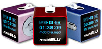MobiBLU Ships With Pre-Installed Podcast Software