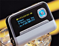 MobiBlue DAH-1900 MP3 Player Offers World-Beating Battery Life