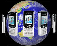 Mobile Phone Subscriptions Pass Two Billion
