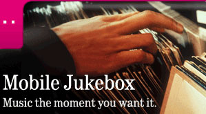 T-Mobile Launches Mobile Jukebox