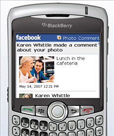 The UK Hearts Mobile Social Networking