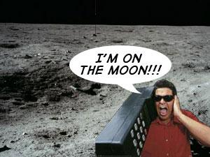 Brit Scientists Plan Moon Mobile Network