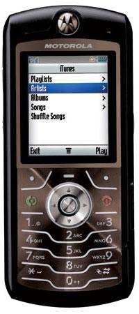 Mot SLVR L7 iTunes Mobile Launched By Motorola