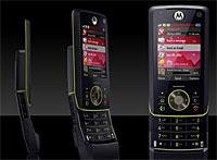Motorola's 3G MOTORIZR Z8 Announced