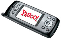 Motorola Adds Yahoo! Web Services To Mobiles