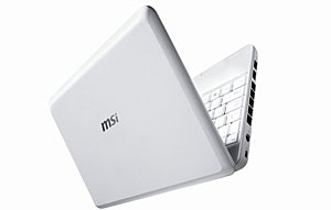 MSI Wind Ultraportable Laptop: Photos Released
