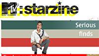 MTV: Starzine Site Launches