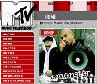 MTV Unveils Interactive TV Portal