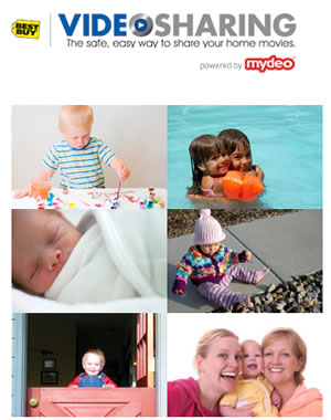 Mydeo/ Best Buy: Investment And Partnership