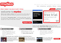 Mydeo Signs Tiscali In Home Video Sharing Deal