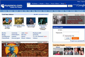 MySpace Introduces Copyright Protection For Videos
