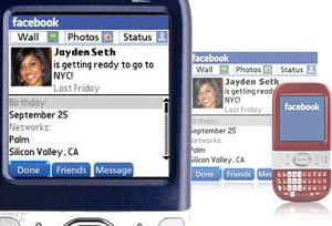 MySpace And Facebook Dominate Mobile Social Networks
