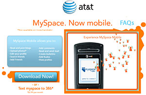 Fox Launches Ad-Supported MySpace Mobile