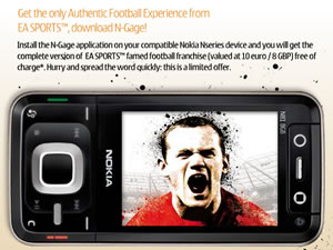 N-Gage Now On Your N-Phone