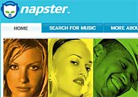 ERicsson And Napster Team Up For Mobile Music Service