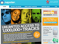 Napster Releases Subscription Figures