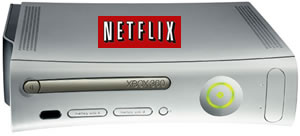 Netflix On Xbox 360 Exclusively
