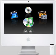 iPod With Video; New iMac; FrontRow; iTunes 6: Apple Summary