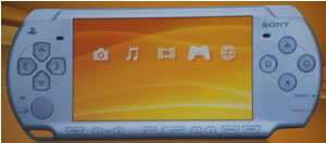New PSP Shown at E3
