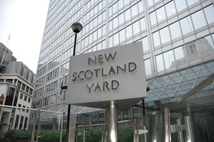 New Scotland Yard Photographers Protest Today