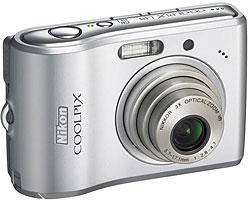 Nikon Coolpix L15 Budget Camera Announced