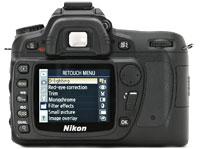 Nikon D80 10 Megapixel dSLR Camera Announced