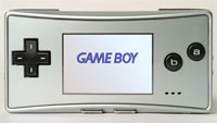 Nintendo Game Boy Micro Launched