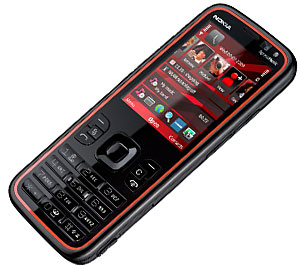 Nokia 5630 XpressMusic Phone: Slim'n'Speedy