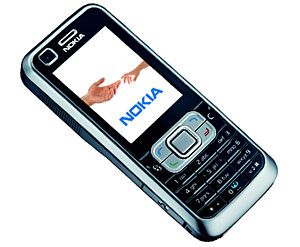 Nokia 6120 Phone Packs HSDPA