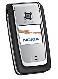 Nokia 6125 Clamshell Offers Bluetooth 2.0 with Enhanced Data Rate