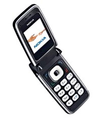 Nokia 6136 Serves Up Wi-Fi Mobile