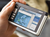 Nokia 770 Adds VoIP and IM