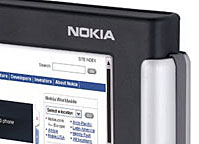 Nokia 770 Internet Wi-Fi Tablet Launched