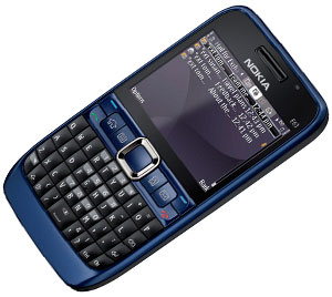 Nokia E63 Handset Looks A Treat
