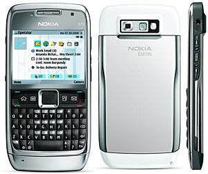 Nokia Slim E71 And E66 Smartphones Announced