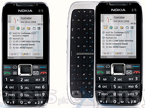 Nokia E75 Business Smartphone - Details And Photo